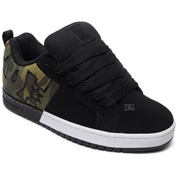 DC - Mens Court Graffik Sq Lowtop Shoes