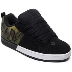 DC - Mens Court Graffik Sq Lowtop Shoes