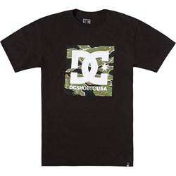 DC - Mens Sqr Camo Star T-Shirt