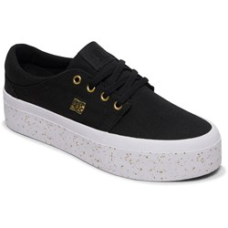 DC Shoes - Womens Trasepltfrm Txs Low Top Shoes