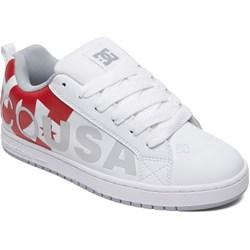 DC- Young Mens Court Graffik Se Lowtop Shoes