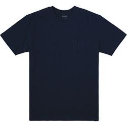 RVCA - Mens Solo Label T-Shirt