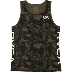 RVCA - Mens Main Street Tank-Top