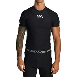 RVCA - Mens Compression Rashguard