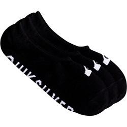 Quiksilver - Mens 3Linerpack No Show Socks