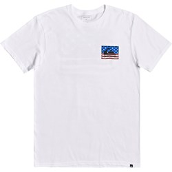 Quiksilver - Mens 4Th Architextur T-Shirt