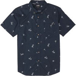 Billabong - Mens Sundays Mini Short Sleeve Woven Shirt