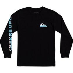 Quiksilver - Boys Final Comp Ls Screen T-Shirt