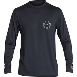 Billabong - Mens Rotor Lf Long Sleeve Rashguard