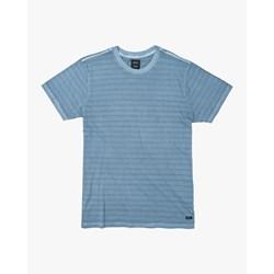 Rvca - Mens Saturation Stripe T-Shirt