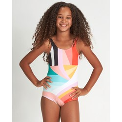 Billabong - Girls Easy On Me 1 Pc Swimwear