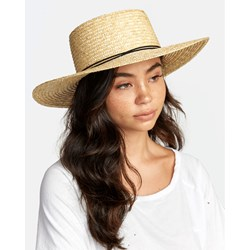 RVCA - Junior Penny Straw Hat