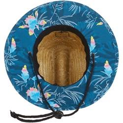 Billabong - Mens Tides Print Straw Hat