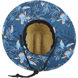 Billabong - Mens Tides Print Straw Hat