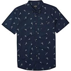 Billabong - Mens Sundays Mini Short Sleeve Woven Shirt