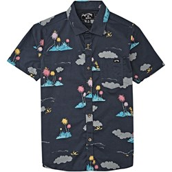 Billabong - Mens Lorax Island Short Sleeve Woven Shirt
