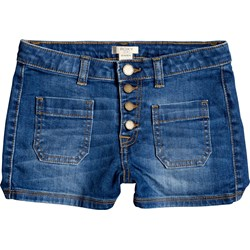 Roxy - Girls Once Again Jean Shorts