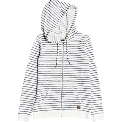 Roxy - Womens Trippin Stripes Zip-Up Hoodie