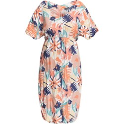 Roxy - Womens Flamingo Shades Smocked Dress