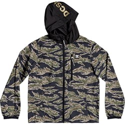 DC - Boys Dagup Print Pac Windbreaker Jacket