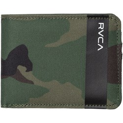 RVCA - Mens Leeward Bifold Wallet