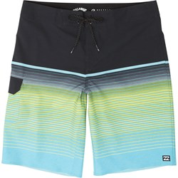 Billabong - Mens All Day Stripe Pro Boardshort