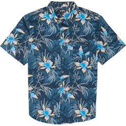 Billabong - Mens Sundays Floral Short Sleeve Woven Shirt