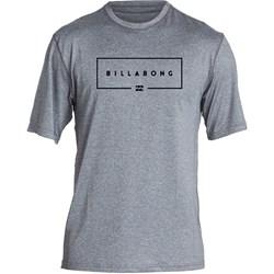 Billabong - Boys Union Lf Short Sleeve Rashguard