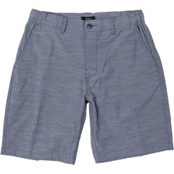 Rvca - Boys All Time Coastal Solid Hybrid Shorts