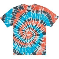 Rvca - Boys Embroidery Tie Dye Short Sleeve T-Shirt