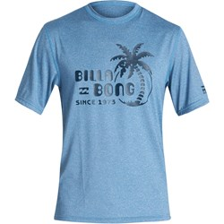 Billabong - Mens Social Club Lf Short Sleeve Rashguard