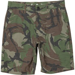 Rvca - Boys Balanced Hybrid Shorts