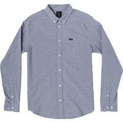 Rvca - Boys Thatll Do Stretch Long Sleeve Woven Shirt