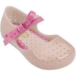 Melissa - Unisex-Child Mini Furadinha X Flats