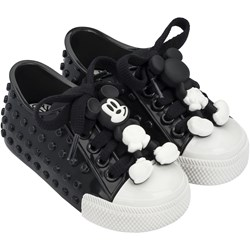 Melissa - Unisex-Child Mini Polibolha + Disney Sneaker