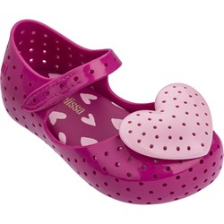 Melissa - Unisex-Child Mini Ultragirl Furadinha Xiii Bb Flats