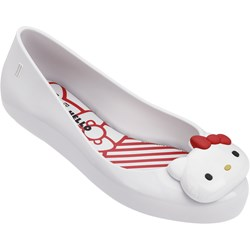 Melissa - Unisex-Child Space Love + Hello Kitty Inf. Flats