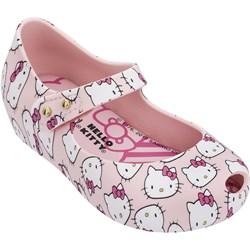 Melissa - Unisex-Child Mini Melisa Ultragir Hello Kitty Bb Flats