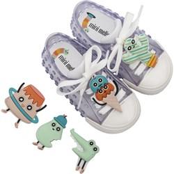 Melissa - Unisex-Child Mini Polibolha + Turma Do Pudim Sneaker