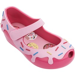 Melissa - Unisex-Child Min Ultragirl Donut Bb Flats