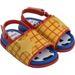 Melissa - Unisex-Child Mini Beach Slide + Toy Story Bb Sandal