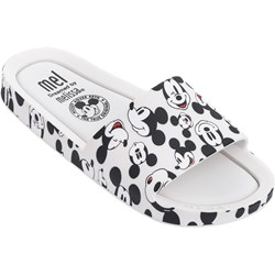Melissa - Unisex-Child Beach Slide + Mickey And Friends Inf Sandal