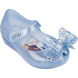 Melissa - Unisex-Child Min Meissa Ultragirl Frozen B Flats