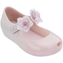 Melissa - Unisex-Child Mini Ultrirl Flower Ii Bb Flats