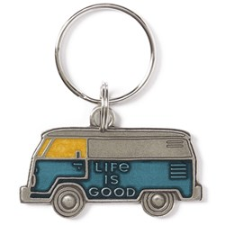 Life Is Good - Van Keychain