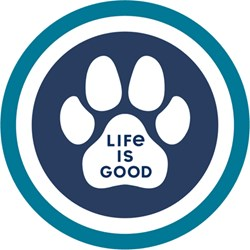 Life Is Good - Paw Coin Magnets