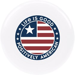 Life Is Good - Positively Americana Disc Toy