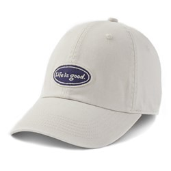 Life Is Good - Unisex Lig Oval Vintage Chill Cap