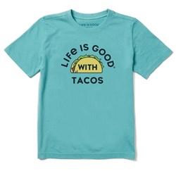 Life Is Good - Boys Lig Tacos Ss T-Shirt