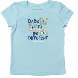 Life Is Good - Kids Dare To Be Different Crusher T-Shirt